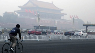 Beijing disminuyó la contaminación del aire en un 20% durante 2017