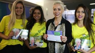 Temer nombró a la diputada Cristiane Brasil como nueva ministra de Trabajo