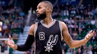 Sin Ginóbili, los Spurs sufrieron la primera derrota del año