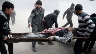 La ONU alerta sobre la situación de los civiles en el noroeste del país