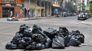 Dictaron la conciliación y se reanudó la recolección de basura