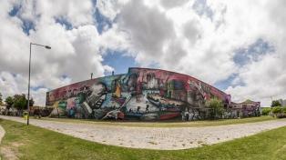 Visitas guiadas en enero para descubrir los grafitis y murales