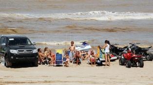 Secuestraron más de 300 cuatriciclos en la Costa en lo que va de la temporada