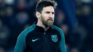 Messi podría quedar libre si Cataluña logra su independencia