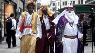 Después de 44 años se recuperó el tradicional desfile de Reyes