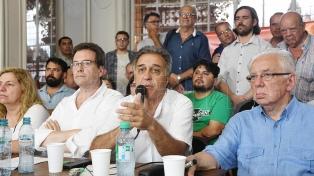 Reclamaron la libertad del militante del PO detenido por los incidentes del 18 de diciembre