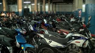 Aumentaron un 27,2% las ventas de motos usadas