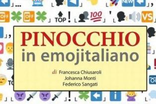 Había una vez... Un Pinocho en emojis
