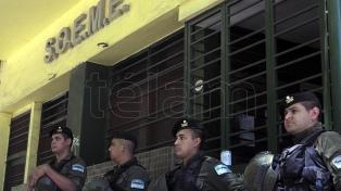 Allanaron sedes del gremio de Balcedo en La Plata y Capital Federal