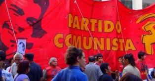 El Partido Comunista celebró cien años con un acto en La Boca
