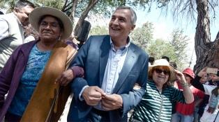 """Gerardo Morales: el Gobierno """"no es infalible"""", la UCR """"puede aportar mucho"""""""