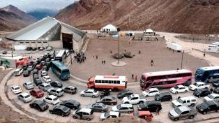 Megaoperativo para cruzar a Chile por la visita del Papa