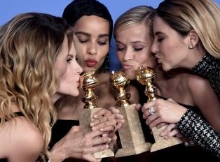 """""""Big little lies"""" y """"The Handmaid's tale"""", grandes ganadores de los Globos de Oro"""