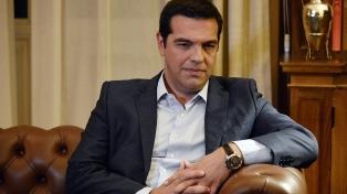 Tsipras promete el fin de los ajustes en su país