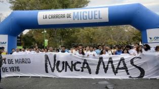 Hace 40 años la dictadura desaparecía al maratonista Miguel Sánchez