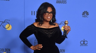 "Oprah Winfrey ""analiza activamente"" aspirar a la presidencia en 2020"