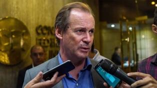 """Bordet afirmó que en las PASO sacó """"55 % de los votos"""""""