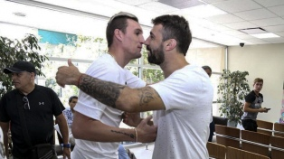 Pratto y Armani jugarán desde el arranque de la Superliga