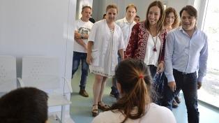 Vidal recorrió la guardia del hospital de agudos de General Rodríguez