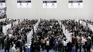 Empresas y funcionarios argentinos, en la mayor feria de transporte del mundo