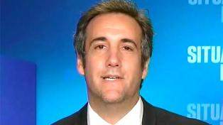 Condenaron a tres años de prisión al ex abogado de Trump