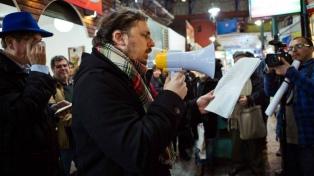 Ida Vitale inaugurará el Festival Internacional de Poesía de la ciudad de Buenos Aires