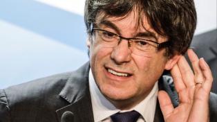 Los independentistas acuerdan impulsar la investidura de Puigdemont