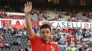 Tras los festejos, Gallardo le apunta a la Superliga y la Libertadores