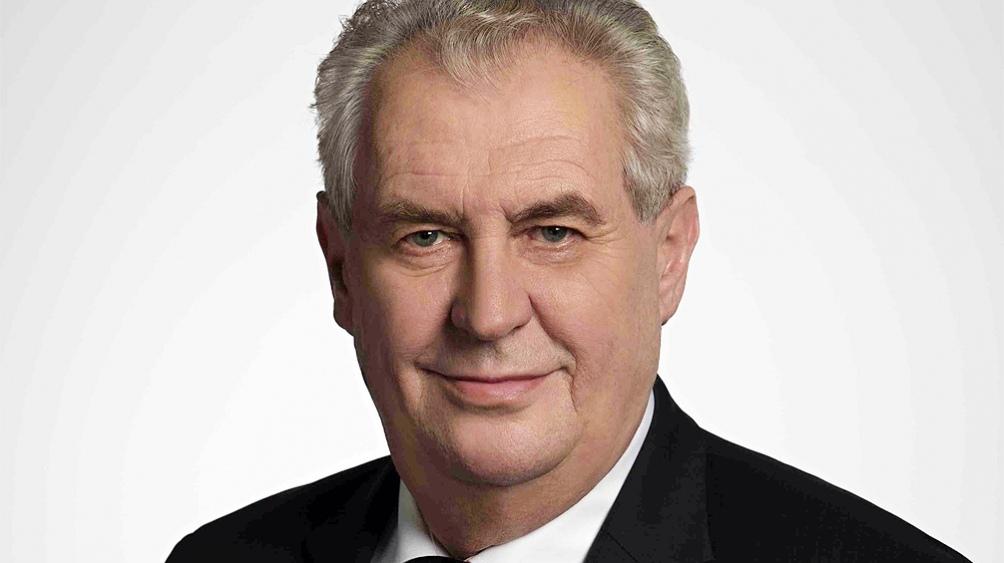 Elecciones presidenciales en la República Checa