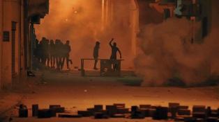 Tras las protestas, el gobierno anunció ayudas económicas y sociales