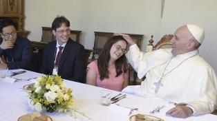 Francisco recibirá a jóvenes de Scholas Occurrentes durante su visita a Perú