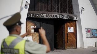 Cinco ataques a iglesias católicas con críticas a la visita del papa Francisco