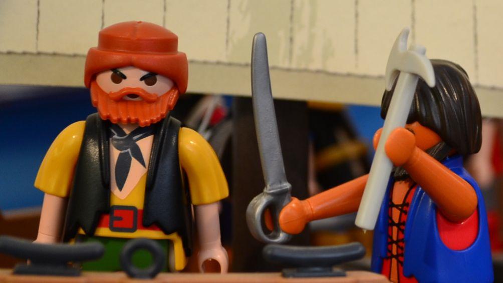 Colección de Playmobil de Juan Dethloff, Mueo de la CIudad