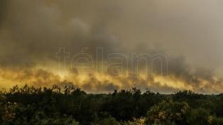 Por el clima, ya son 175.000 las hectáreas de vegetación quemadas