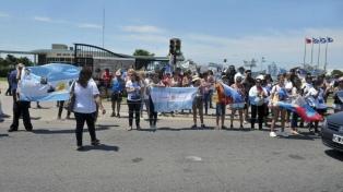 Familiares de los tripulantes del ARA San Juan ya pueden tramitar la presunción de fallecimiento