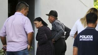 Velan al menonita secuestrado y asesinado por la guerrilla EPP