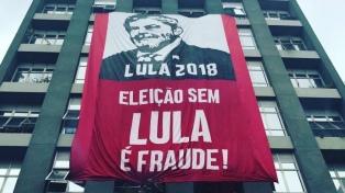 Sin plan B, Lula será candidato aún si su condena es ratificada el miércoles