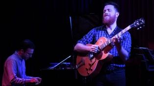 Perry Smith, figura de la nueva escena neoyorquina del jazz, tuvo su estreno en Buenos Aires