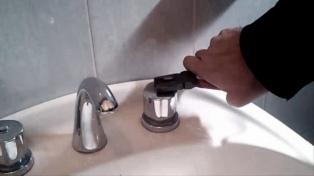 Comenzó a normalizarse el suministro de agua en el Conurbano