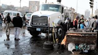 Al menos 36 muertos y 91 heridos causaron dos atentados en Bagdad