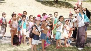 Miles de chicos disfrutan de las escuelas de verano bonaerenses