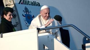 Francisco anunció que viajará a Macedonia, Rumania y Bulgaria