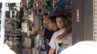Un joven tomó de rehén durante casi tres horas a un cliente en pleno centro de Quilmes
