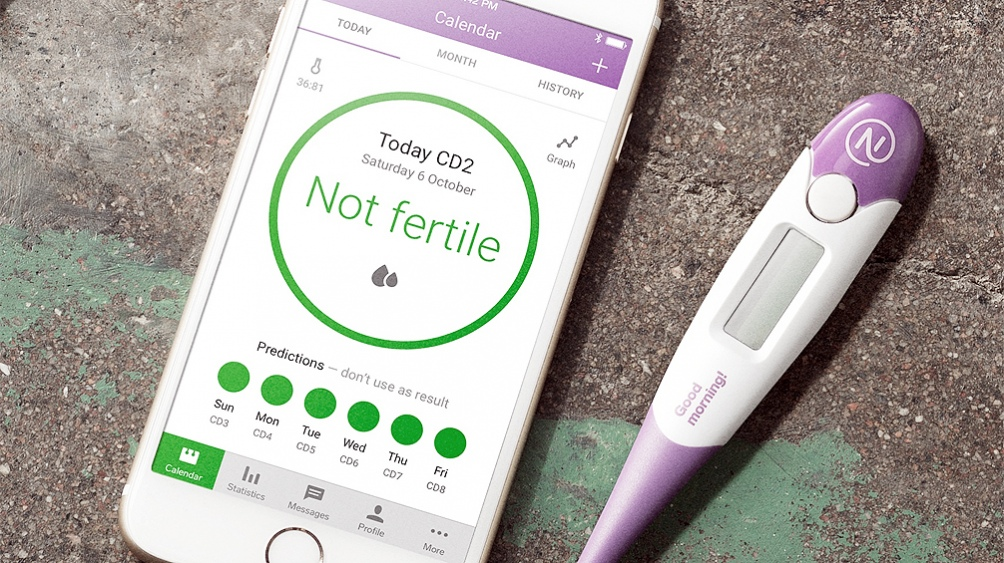 Alertan sobre una app anticonceptiva, relacionada con 37 embarazos