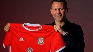 Ryan Giggs es el nuevo entrenador de Gales