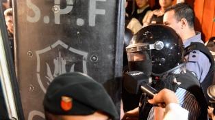 """El """"Caballo"""" Suárez perdió el beneficio del arresto domiciliario y volvió a prisión"""