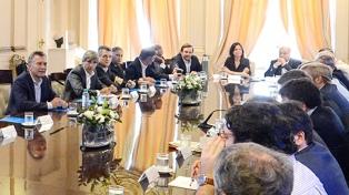 Macri encabezó la primera reunión de gabinete ampliado de 2018