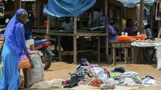 La Cruz Roja confirmó que la mitad de la población necesita ayuda humanitaria
