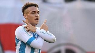 Lautaro Martínez firmará su pase al Inter el próximo viernes, aseguran en Italia