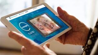 Entregarán tablets a jubilados por el programa +Simple